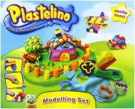 Набір для ліплення Plastelino Будиночок NOR2656