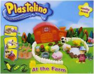 Набір для ліплення Plastelino Весела ферма NOR2670