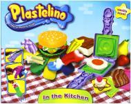 Набір для ліплення Plastelino Гамбургерний NOR2854
