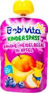 Пюре Hipp Банан-чорниця-яблуко 90 г 4018852007425