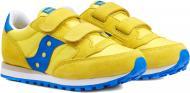 Кроссовки Saucony Jazz Double HL SC58805 р. 1 желто-синий