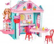 Домик для кукол Barbie Челси DWJ50