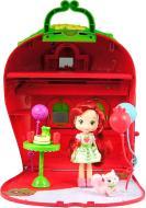 Ігровий набір Шарлотта Земляничка Ягідний будиночок з лялькою і аксесуарами 12267N