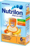 Каша пшеничная Nutrilon с абрикосом и бананом 5900852032530 225 г