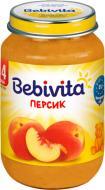 Пюре Bebivita Персик 190 г 9007253104562
