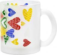 Чашка Сердца 300 мл Danore