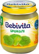Пюре Bebivita Броколі 125 г 9007253104166