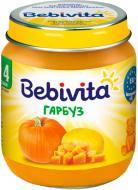 Пюре Bebivita Гарбуз 125 г 9007253103602
