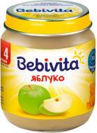 Пюре Bebivita Яблуко 125 г 9007253104050