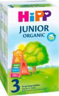 Сухое молоко Hipp Organic Junior 3 500г 9062300129721