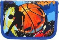Пенал шкільний Баскетбол синій