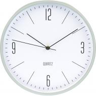 Годинник настінний 30х4,3 см сірий EAGLE EG6911D-YP113