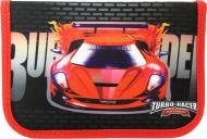 Пенал 1 відворот Racing Team 99109 CLASS червоний