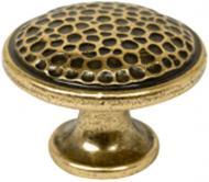 Меблева ручка кнопка Bosetti Marella 24446Z0300B.07 золото