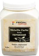 Декоративна фарба Feidal Metallic Farbe перлина 0.8 л