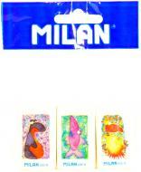 Набір гумок Milan 3 шт. 436A