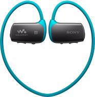 МР3-плеєр Sony Walkman NWZ-WS613 4GB blue (NWZ-WS613/L)