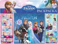 Набір наліпок Ranok Creative Frozen Disney