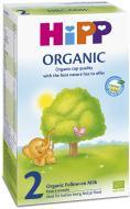 Суха молочна суміш Hipp Organic 2 300 г 9062300123118