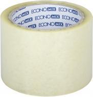 Клейка стрічка пакувальна 72 мм х 66 м прозора E40827 Economix