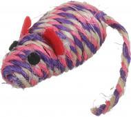 Іграшка для котів Topsi Мишеня з повсті з м'ятою 10 см 1603