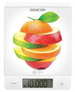 Весы кухонные Sencor SKS 7000WH