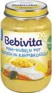 Пюре Bebivita Міні-локшина з морською рибою та овочами 190 г 4018852013990