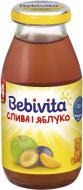 Фруктовый напиток Bebivita Яблоко и слива 200 мл 9007253103787