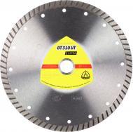 Диск алмазний відрізний Klingspor DT310UT 230x2,5x22,2 універсальний