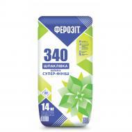 Шпаклівка Ферозіт 340 Супер-фініш 14 кг