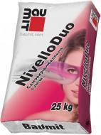 Самовирівнювальна підлога Baumit Nivello Duo 25 кг