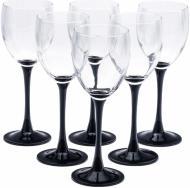 Набір бокалів для вина Domino 250 мл 6 шт. Luminarc