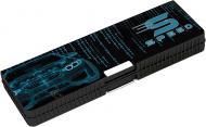 Пенал шкільний Graphic Car CF86616 Cool For School чорний із синім