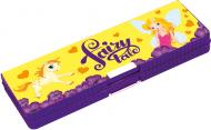 Пенал шкільний Fairy CF86617 Cool For School фіолетовий із малюнком