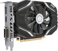 Відеокарта MSI GeForce GTX 1050 Ti 4G OC 4GB GDDR5 128bit