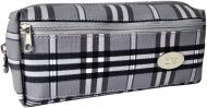 Пенал шкільний Tartan CF86653 Cool For School сірий