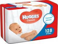 Серветки Huggies Classic Duo 128 шт.