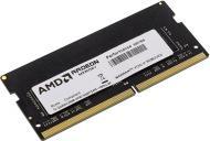 Оперативна пам'ять AMD SODIMM DDR4 4 GB (1x4GB) 2133 MHz (R744G2133S1S-UO)