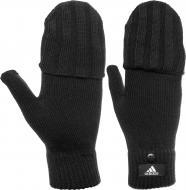 Рукавички Adidas AY6606 р. M чорний