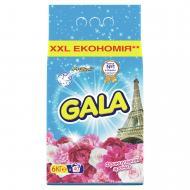 Пральний порошок для машинного прання Gala Французький аромат 6 кг