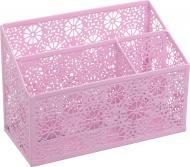 Підставка настільна Barocco 21,5x9,5x15,3 см рожевий
