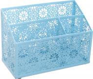Підставка настільна Barocco 21,5x9,5x15,3 см блакитний