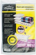 Пакет для вакуумного зберігання Vivendi 90x70 см прозорий