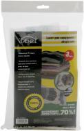 Пакет для вакуумного хранения ручной 40x60 см Vivendi 40x60 см прозрачный