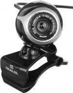Веб-камера Real-el FC-100 black