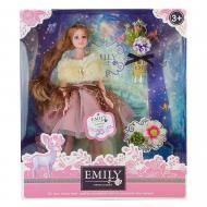 Кукла Shantou Emily QJ087A с аксессуарами