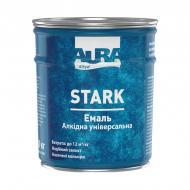 Эмаль Aura® Stark алкидная универсальная черный мат 0,9кг