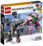 Конструктор LEGO Overwatch D.Va і Рейнгардт 6250955