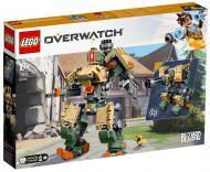 Конструктор LEGO Overwatch Бастіон 75974