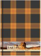 Книга для нотаток Тартан, А4 Optima